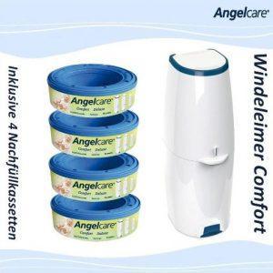 Windeleimer Test Vergleich 2017 Sangenic Angelcare Weitere