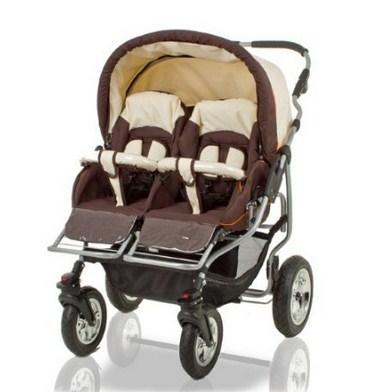 Zwillingskinderwagen testsieger kaufen