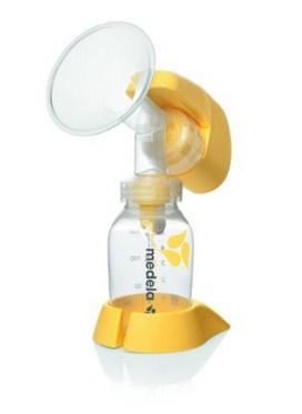 Milchpumpe Test