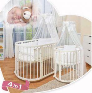 babybett test vergleich 2017 der testsieger. Black Bedroom Furniture Sets. Home Design Ideas