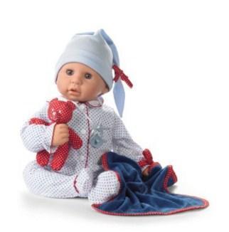 Babypuppe Test