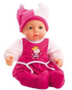 Babypuppe Testbericht