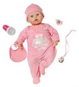 Babypuppe Testsieger