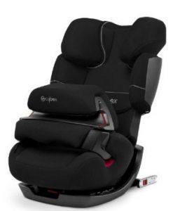 Kindersitz Test