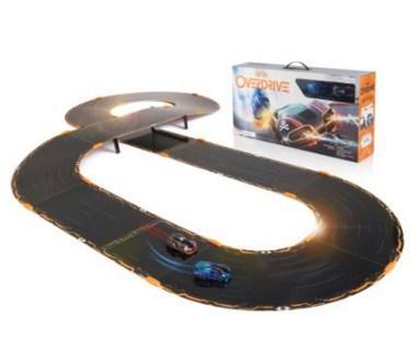 Autorennbahn Test