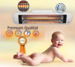 Baby Heizstrahler Testbericht