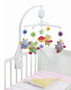 baby mobile mit licht und musik test lichthaus halle. Black Bedroom Furniture Sets. Home Design Ideas