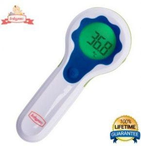 Baby Thermometer Test
