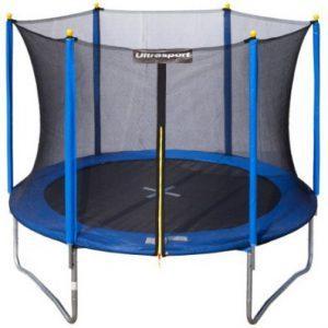 kindertrampolin test vergleich 2018 hudora ultrasport. Black Bedroom Furniture Sets. Home Design Ideas