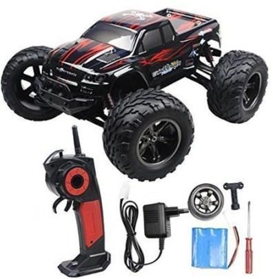 ferngesteuertes auto test monster truck oder rennwagen. Black Bedroom Furniture Sets. Home Design Ideas