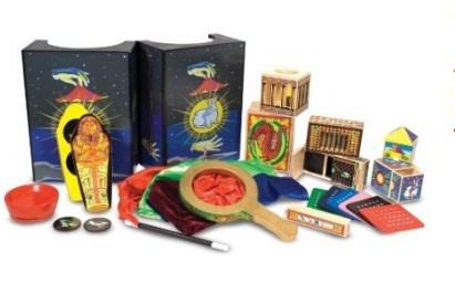 Zauberkasten Test für Kinder