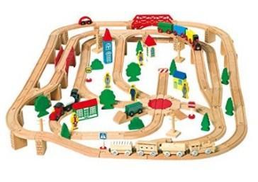 Holzeisenbahn Testbericht