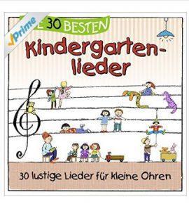 Kinderlieder CD Empfehlung – Die beste Musik CD für Kinder