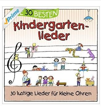 Kinderlieder CD Test