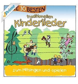 Kinderlieder CD Testsieger