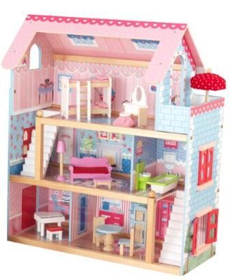 Puppenhaus Vergleich
