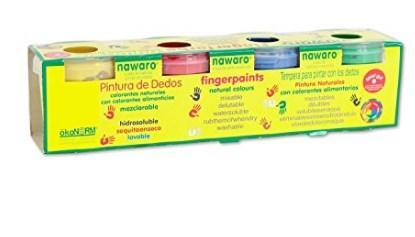 Fingerfarben Testbericht