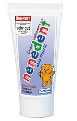 Nenedent Kinderzahnpasta Test