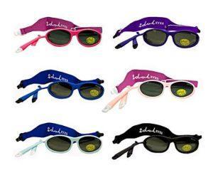 Baby Sonnenbrille Test