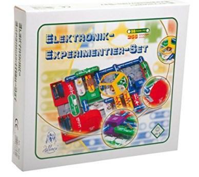 Elektronik Experimentierkasten Testbericht