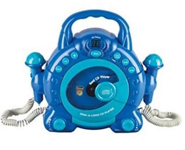 CD Player für Kinder Kaufempfehlung Idena