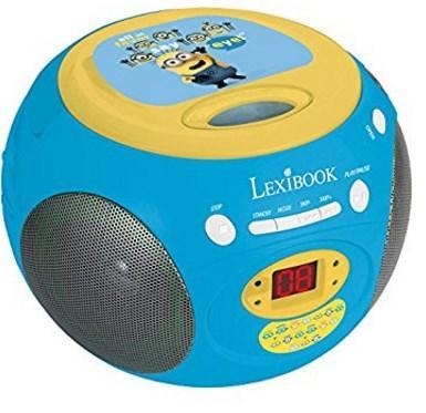 CD Player für Kinder Test Lexibook