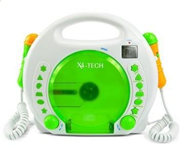 CD Player für Kinder Vergleich X4 Tech