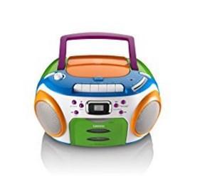 CD Player für Kinder Vergleichssieger Lenco