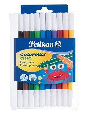 Filzstifte Test Pelikan