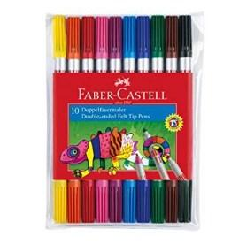 Filzstifte Vergleich Faber Castell