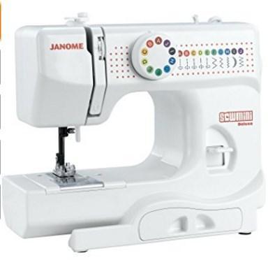 Kindernähmaschine Testbericht Janome