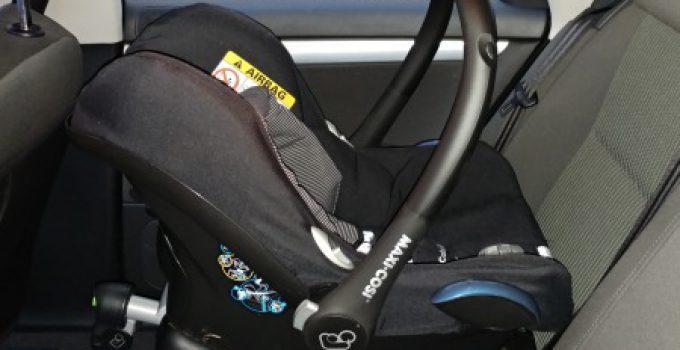 Maxi Cosi Kindersitz Test