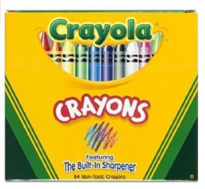 Wachsmalstifte Testbericht Crayola
