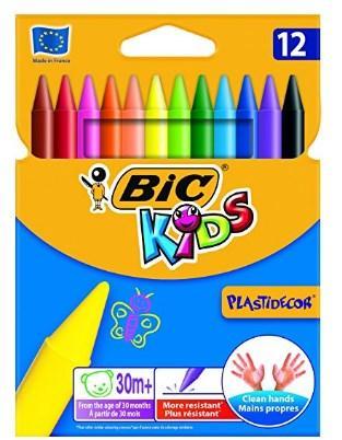 Wachsmalstifte kaufen Bic Kids