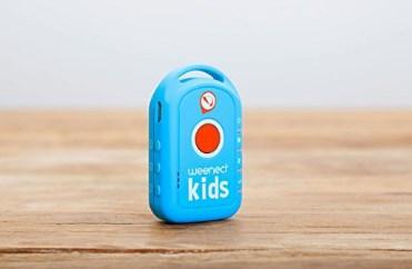 GPS Tracker für Kinder Test Weenect