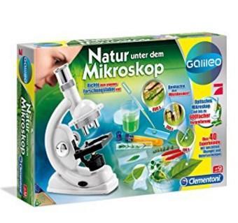 Mikroskop für Kinder Vergleich Clementoni