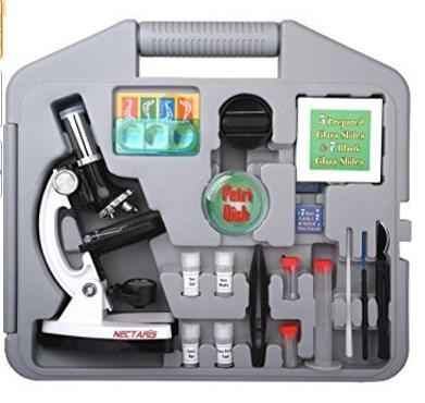 Mikroskop für Kinder Vergleichssieger Nectaris