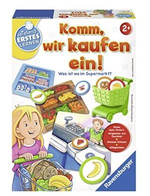 Kinderspiele für 2 Jährige Vergleich Ravensburger