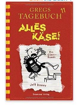 Bücher für 11-Jährige Test Jeff Kinney