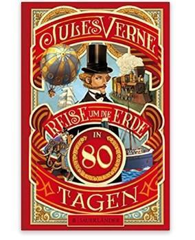 Bücher für 12-Jährige Testbericht Jules Verne