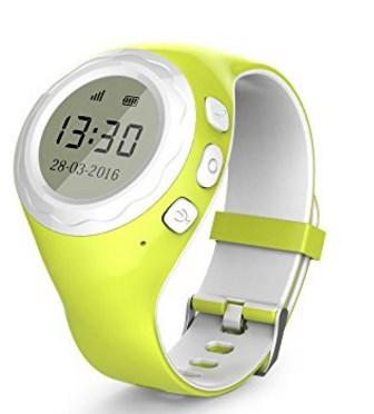 GPS Uhr für Kinder Test Pingonaut