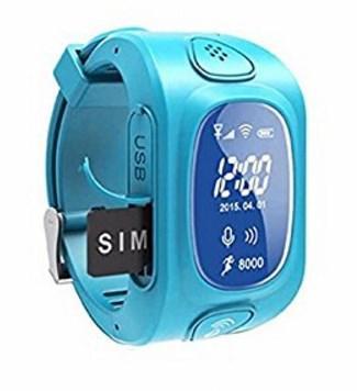 GPS Uhr für Kinder Testbericht Kobwa