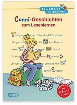 Bücher zum Lesen lernen Test Julia Boehme