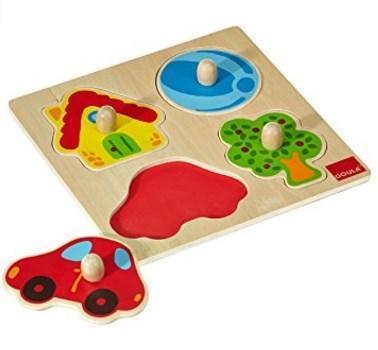 Holzpuzzle Testsieger Jumbo Spiele