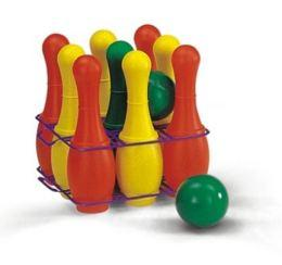 Ein Kegelspiel Spielen