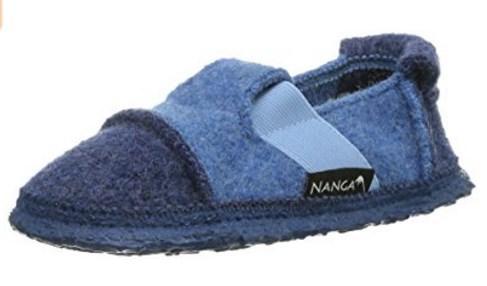 Kinderhausschuhe Test Nanga