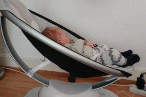Mamaroo Babywippe Test
