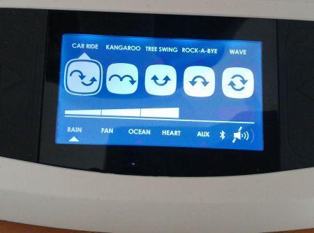 Mamaroo Babywippe elektrisch