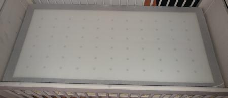 Review babymatratze 70x140 cm von betten abc for Babymatratze 70x140 test