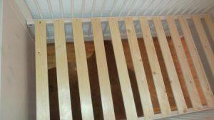 Lattenrost für Kinderbett 140x70